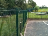 New fencing instaled.