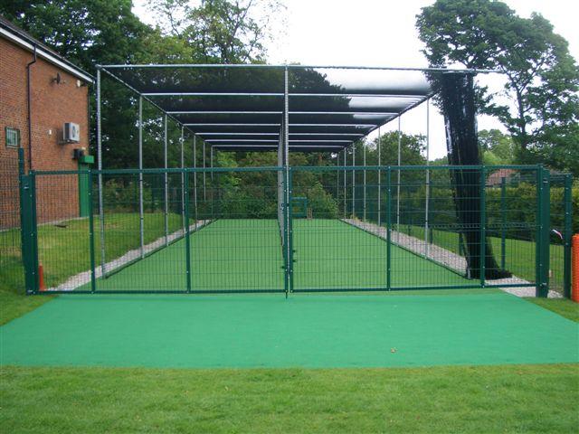 Artificial Turf Cricket Practice Facilities 187 Bancroft